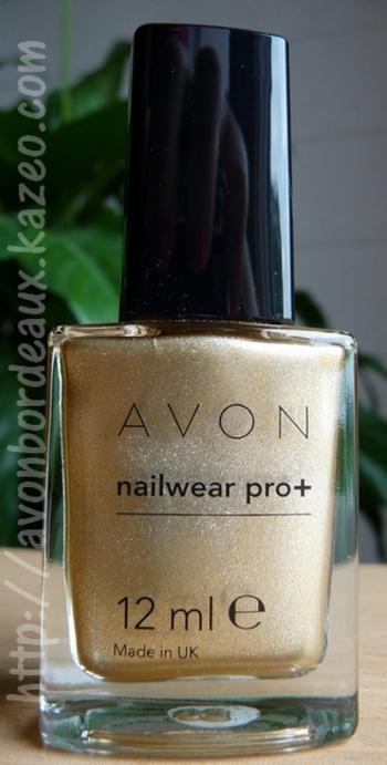 Vernis Nailwear Pro+ Golden Vision