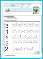 Transports - fiches élèves - Maths