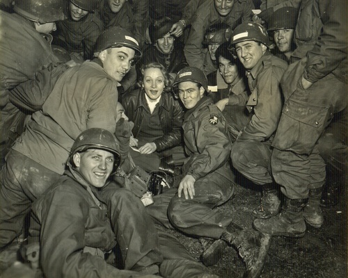 After the Bulge - 513th PIR