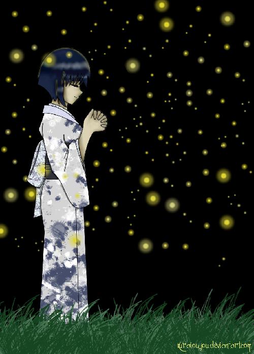 En kimono