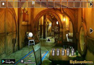 Jouer à Big Hobbit house escape 2
