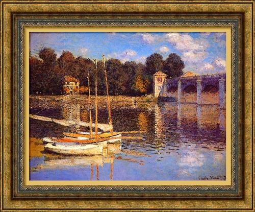 Peindre à la manière de Claude Monet et des impressionnistes