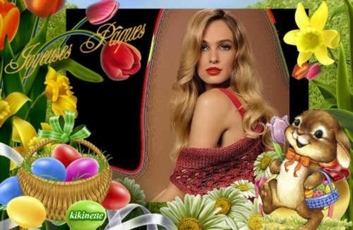 Bonne semaine Sainte et Joyeuses Pâques