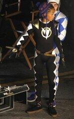 Jaden smith : Power Ranger As