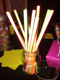 candy bar fluo