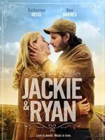 Jackie & Ryan : Guitare en bandoulière et sac sur le dos, Ryan est un chanteur de folk qui parcourt les Etats-Unis. De passage dans une petite ville de l'Utah, il croise Jackie, une ex chanteuse de country qui a abandonné une prometteuse carrière pour s'occuper seule de sa fille. Cette rencontre va les changer à tout jamais…-----...Date de sortie 5 décembre 2016 en DVD (1h 35min) De Ami Canaan Mann Avec Katherine Heigl, Ben Barnes, Clea DuVall plus Genres Drame, Musical Nationalité Américai