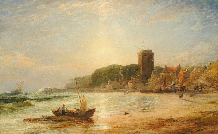 Francis Danby | The Bristol School of painters