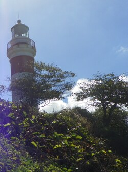 Petite balade vers le phare de Ste Suzanne