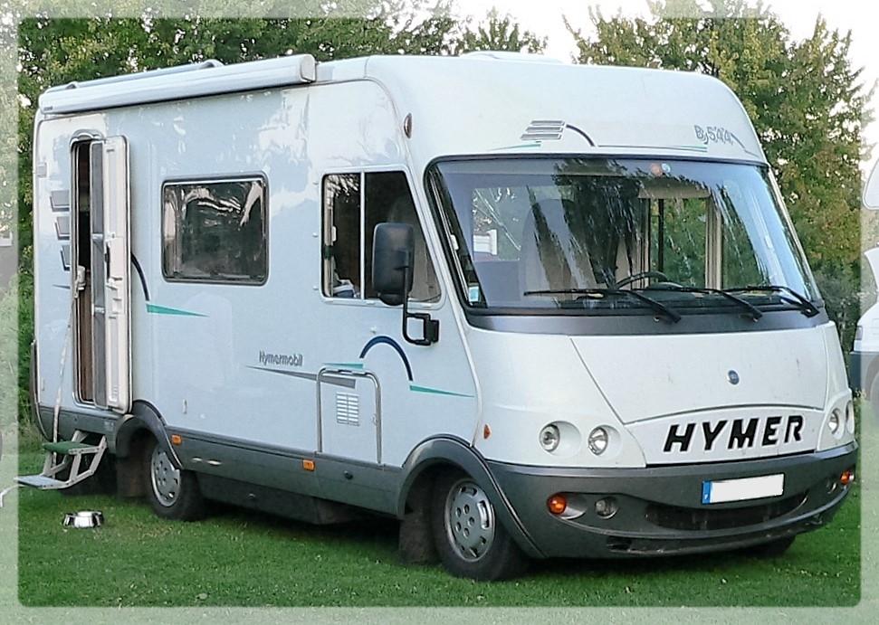 B544 Hymer de 2003