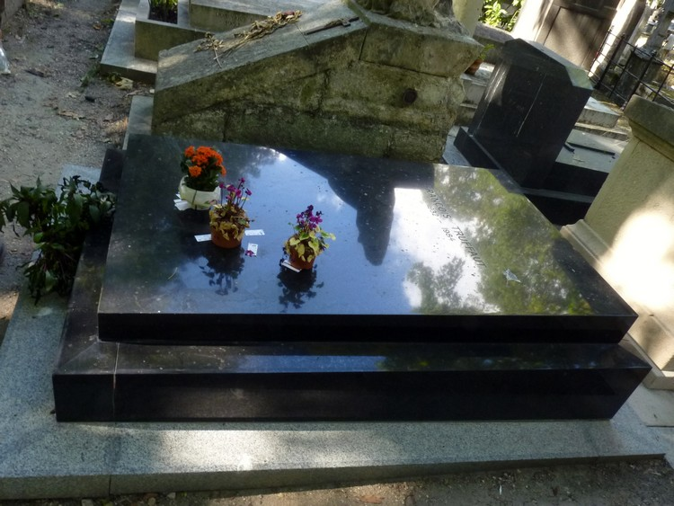Tombe de François Truffaut