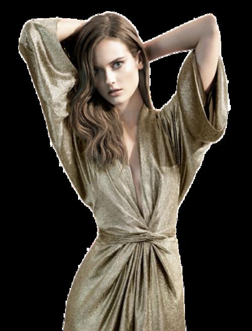 Femme buste / 54