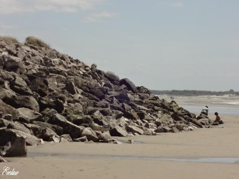 Escapade sur la Côte d'Opale -1ère partie : Camiers et ses plages - Sainte-Cécile  et Saint Gabriel