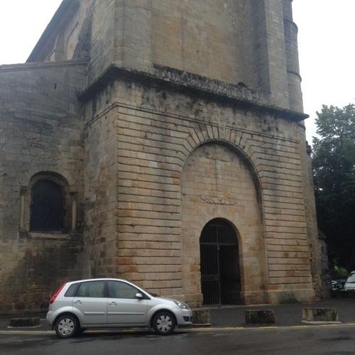 Abbatiale St Sauveur Figeac