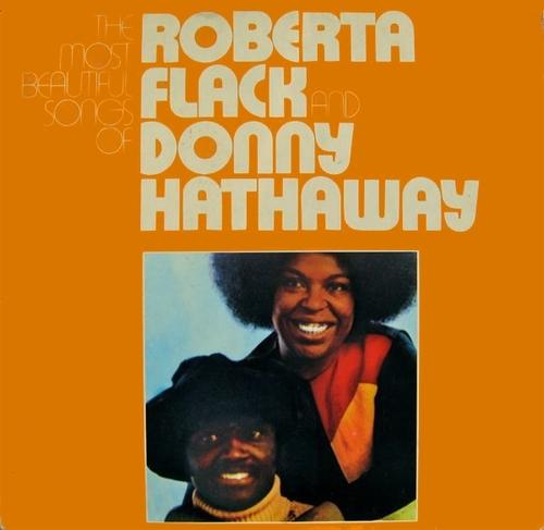 "Roberta Flack & Donny Hathaway : Album "" The Most Beautiful Songs Of Roberta Flack & Donny Hathaway "" Atlantic Records ATL 60031-1 60031-2 [ GE ]"