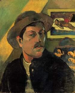 Né un 7 juin , Paul Gauguin , Gémeaux ascendant Lion