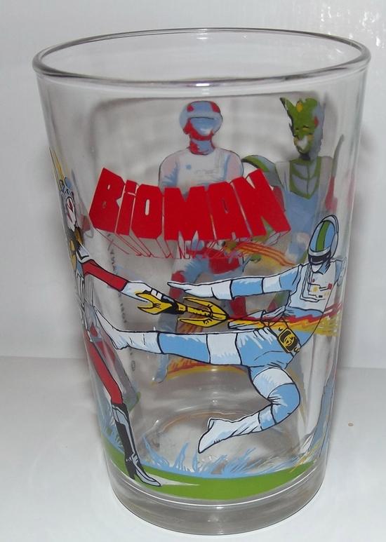 autres collections verres bioman 01