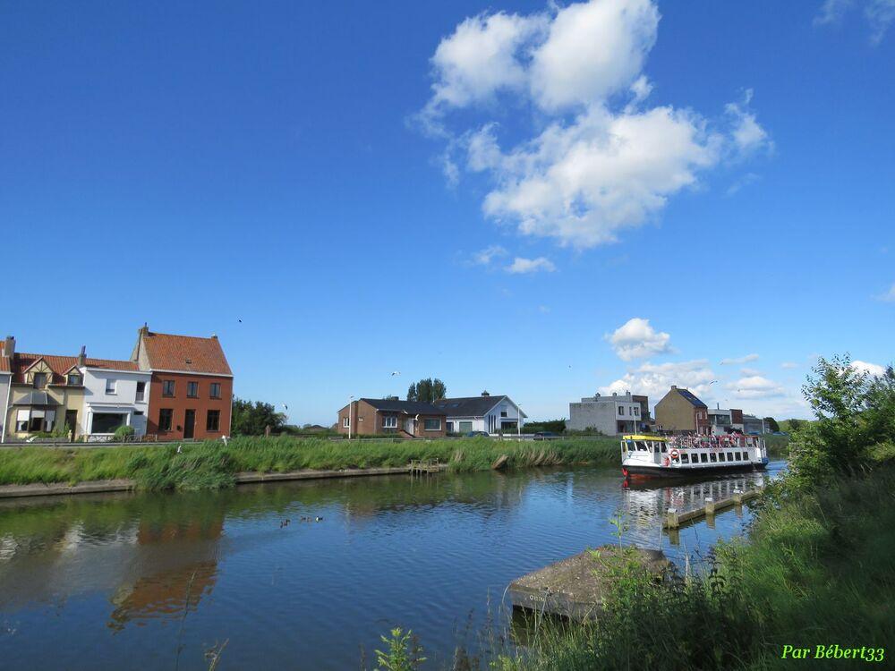Nieuwpoort en Belgique