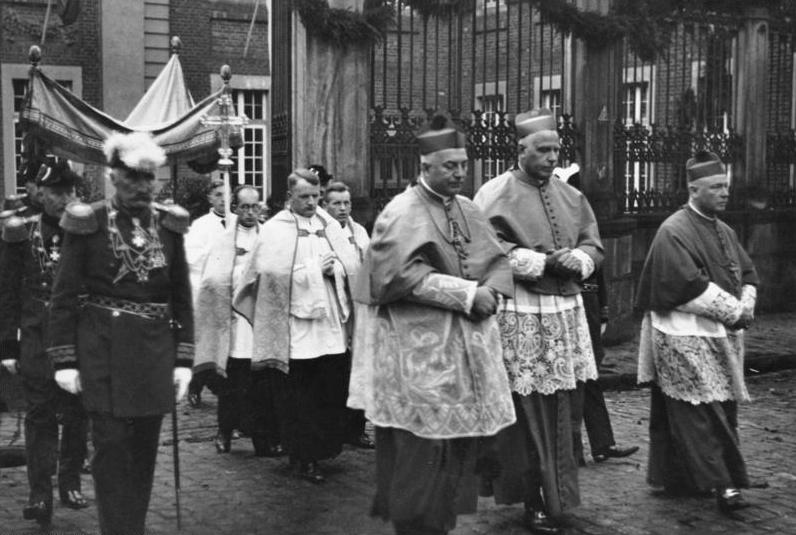 Bienheureux Clemens August Graf von Galen, évêque de Münster († 1946)
