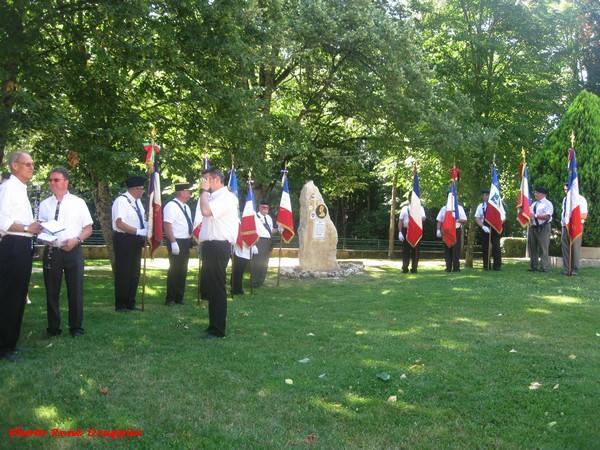 La commémoration du 18 juin, vue par René Drappier