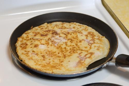 Recette pâte à crêpe sucré
