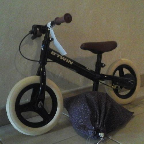 Sac pour petit casque vélo !