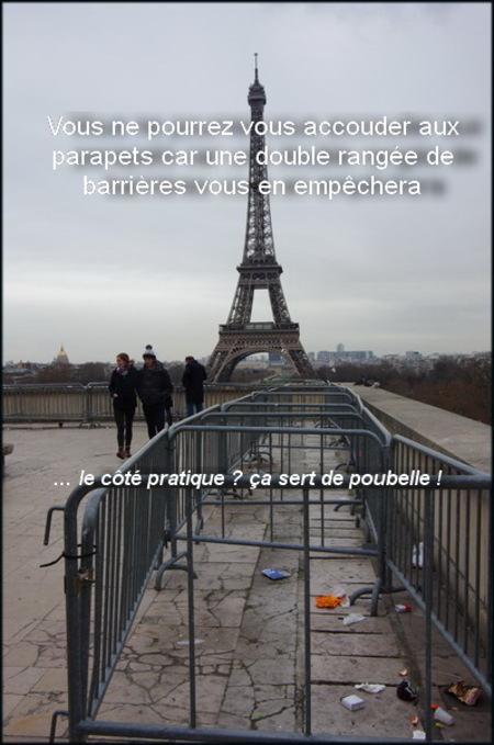 Comment enlaidir Paris... - 3