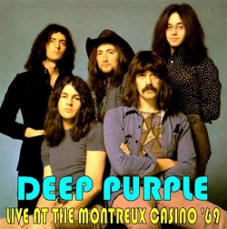 DEEP PURPLE - Live At The Montreux Casino 1969