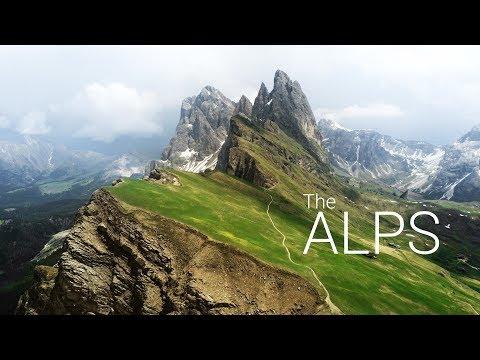 SUISSE. Epic Alps in 4 Seasons, 4k  (Voyages)