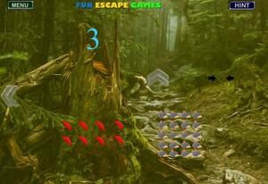 Jouer à Dark land fun escape