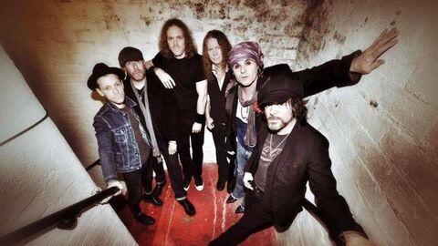 THE QUIREBOYS - Les détails du nouvel album
