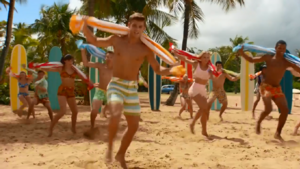 dance ballet beach surf teen beach moovie