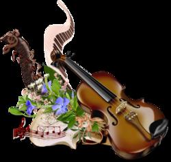 La Violoniste   Défi de  Kalyona