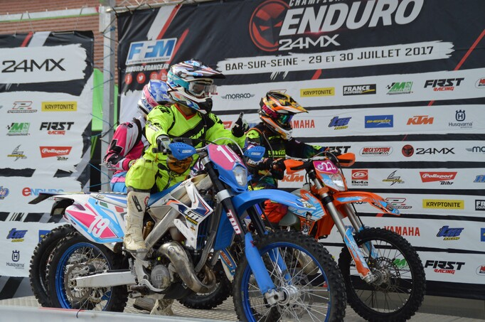 Championnat de France - Enduro Bar-sur-Seine 2017