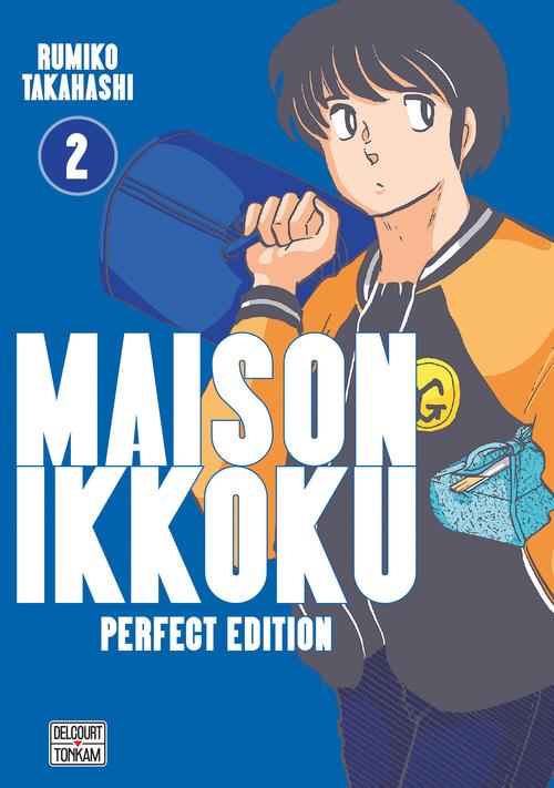 Maison Ikkoku perfect edition - Tome 02 - Rumiko Takahashi