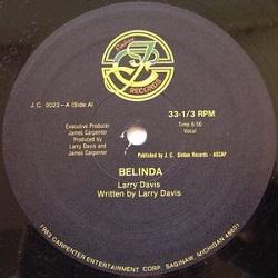 Larry Davis - Belinda