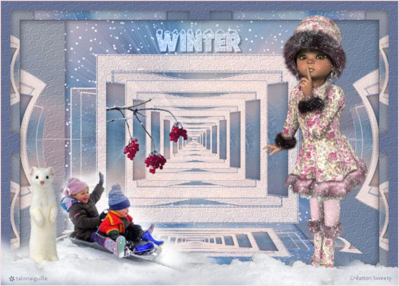 *** tuto 119 - Winter ***