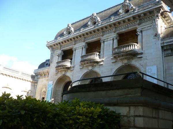 Palais des Congrès - façade Opéra