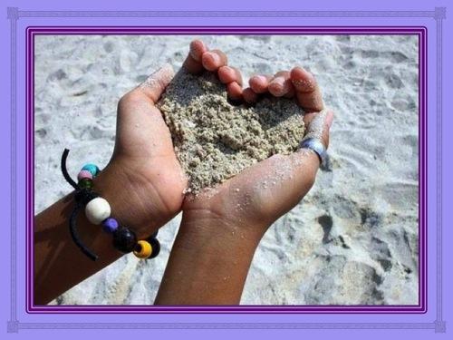 Comme du sable dans nos mains