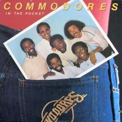 The Commodores - In The Pocket - Complete LP