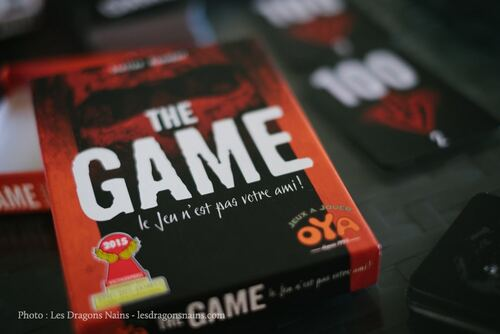 Jeu du commerce : the game