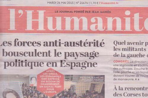ESPAGNE/ UN COUP DE PIED DANS...