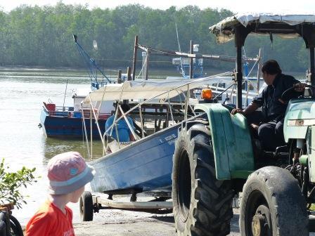 La Malaisie vue de Bornéo