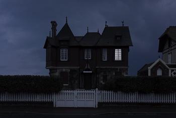 Une lumière dans la nuit ...