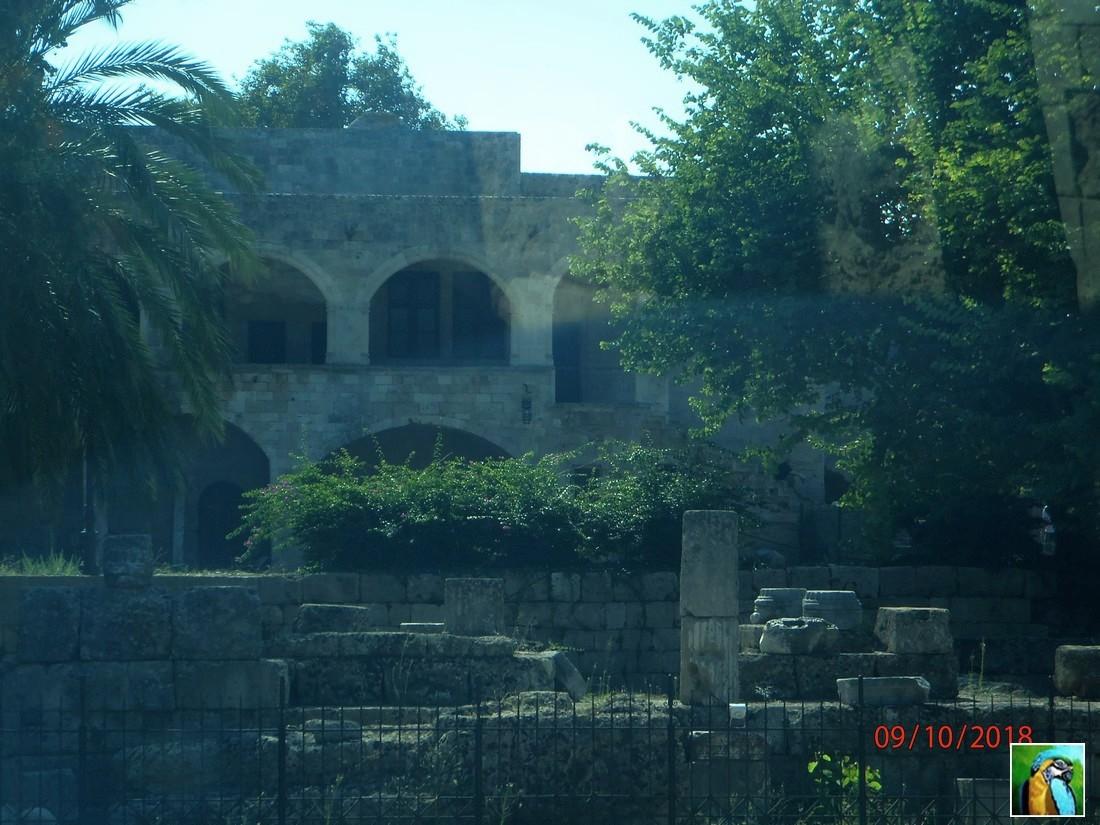 Rhodes octobre 2018: La ville 1/2
