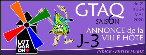 J-3 : Annonce de la ville hôte