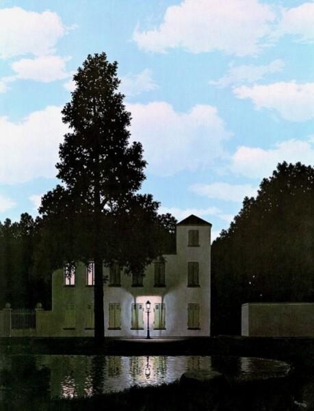 René Magritte(l'empire des lumières)