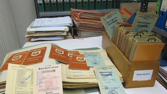 LEBENSBORN - Depuis des décennies, les livrets dormaient dans les archives de l'Association catholique d'aide à la jeunesse du diocèse de Munich. Seuls quelques historiens et juristes allemands en soupçonnaient l'existence.