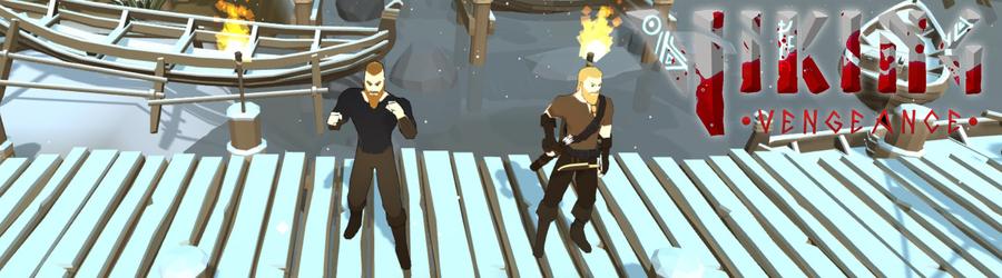 NEWS : Viking Vengeance, présentation et future démo*