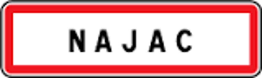 VACANCES  28/05/5015  NAJAC  12   D  16/01/2016