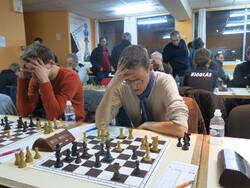 nterclub :  Les trois équipes ont souffert en déplacement en nationale 3 à Besançon et Régionale 1 et 2 à Dijon.